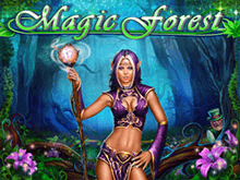 Игровые автоматы Magic Forest в казино