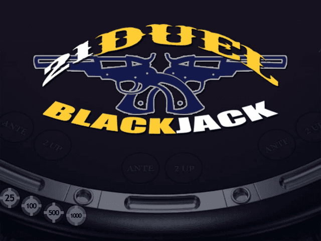 21 Duel Blackjack: